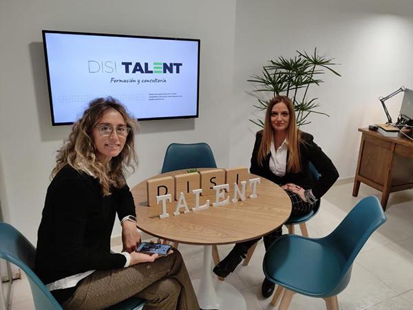 equipo de DISI TALENT empresa de formación